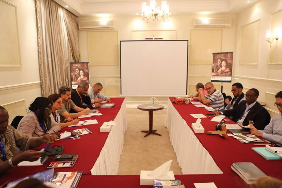 Meeting of African film festivals managers