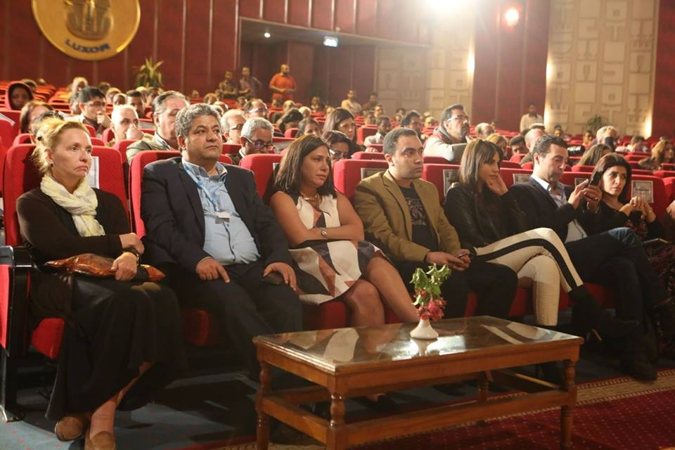 "The Opening Film ""Nawara"" conference"