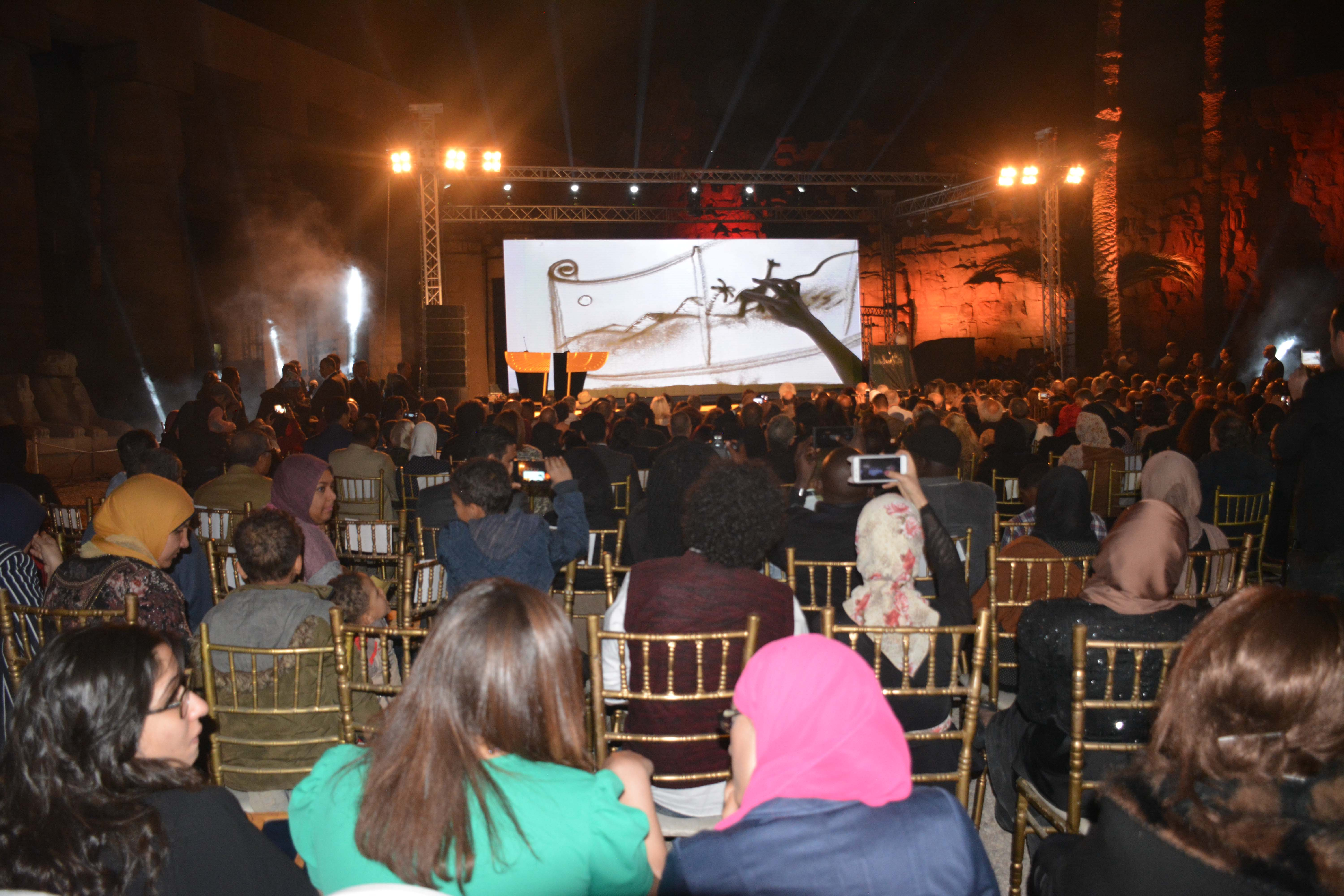 Opening Ceremony of 8th Edition